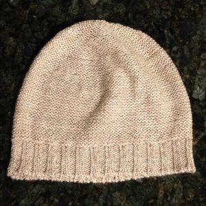 WHBM Sparkle Knit Hat